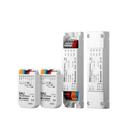 DALI 3Ch LED Dimmer 10A