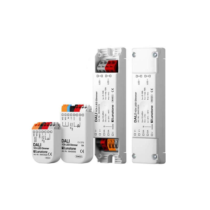 DALI 1Ch LED Dimmer 4A 12-24V