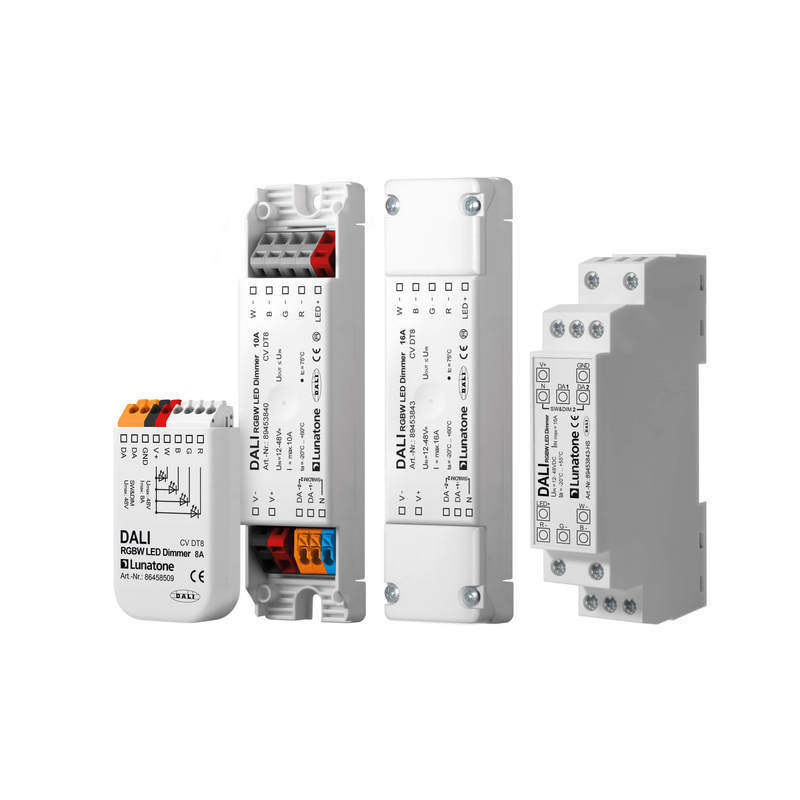 DALI DT8 RGBW LED Dimmer 10A