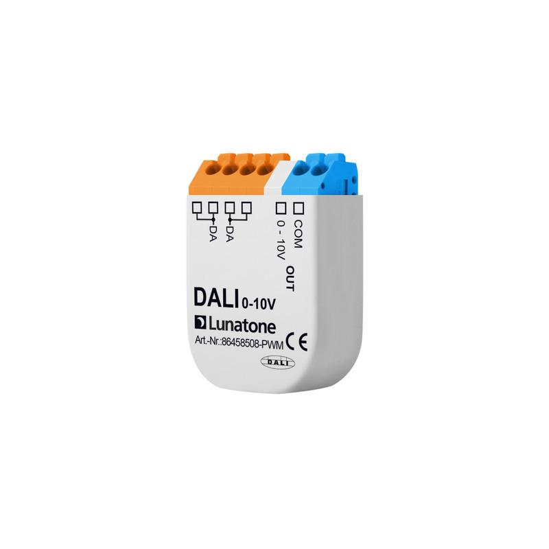 DALI 0-10V PWM 1mA galv. getrennt