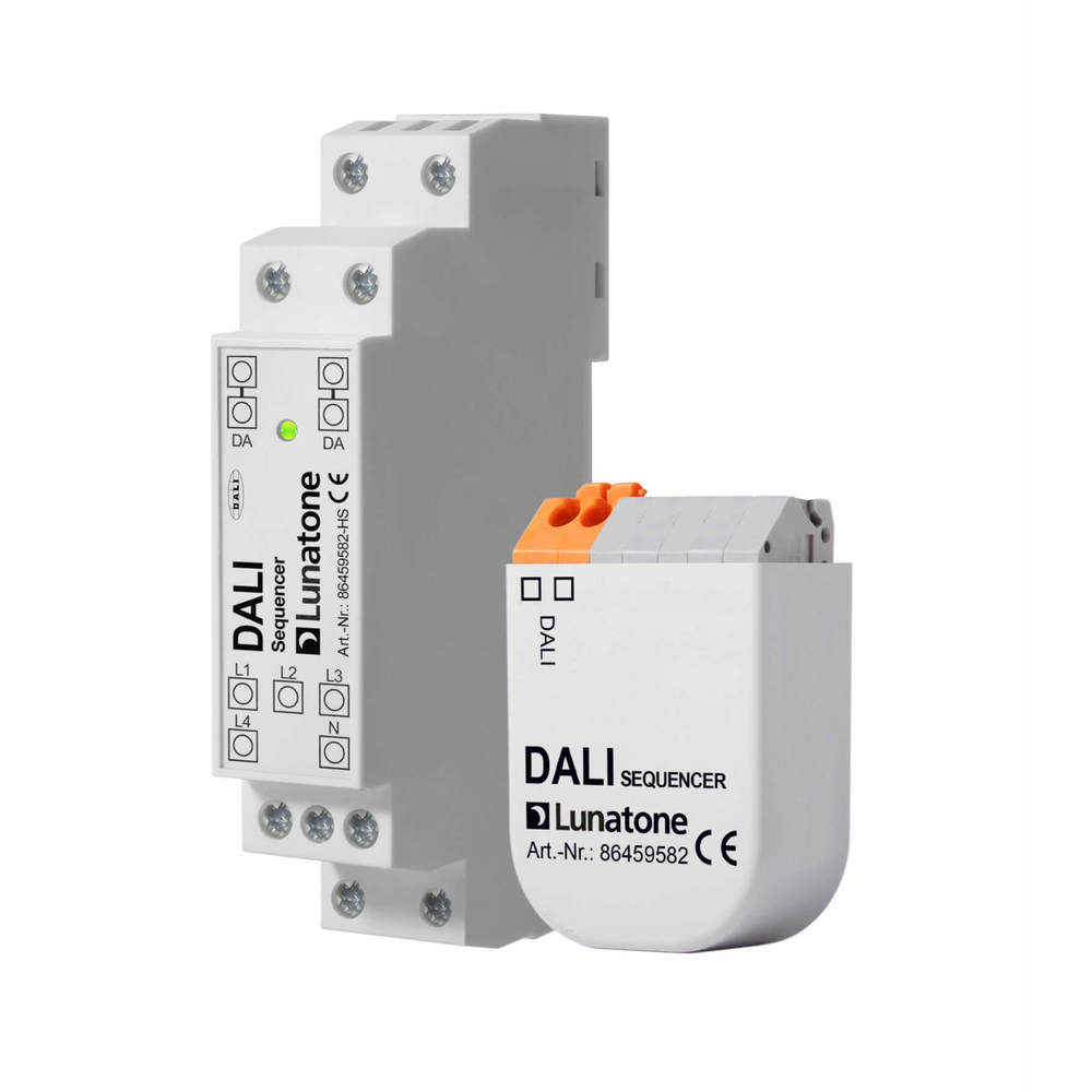 DALI Sequencer DIN Rail