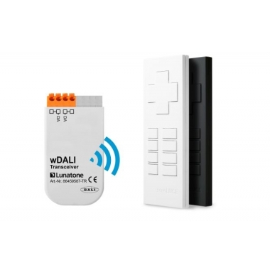 wDALI Remote black +Transceiver 86459587-TR