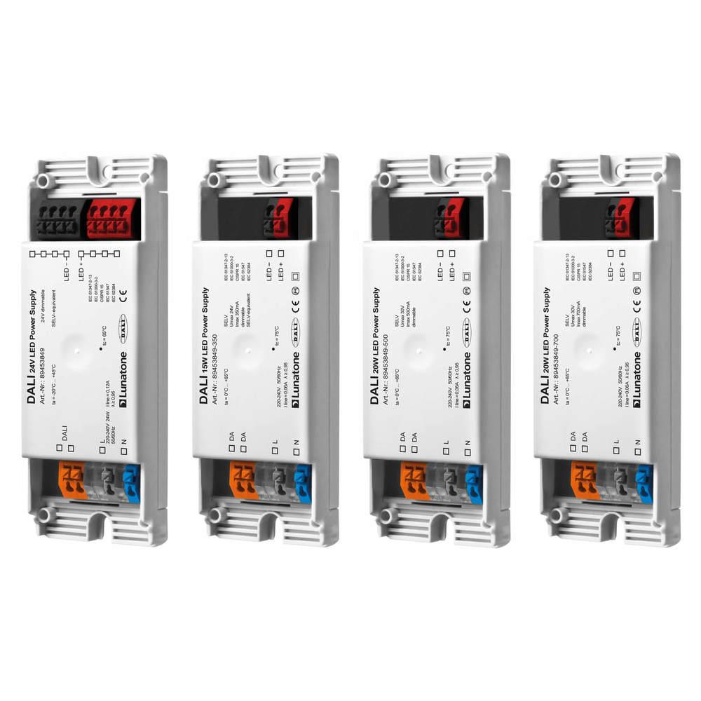 DALI 25W 24V LED voeding