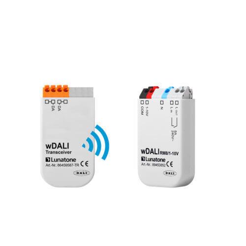 wDALI RM8 1-10V PWM + Transmitter 86459587-TM