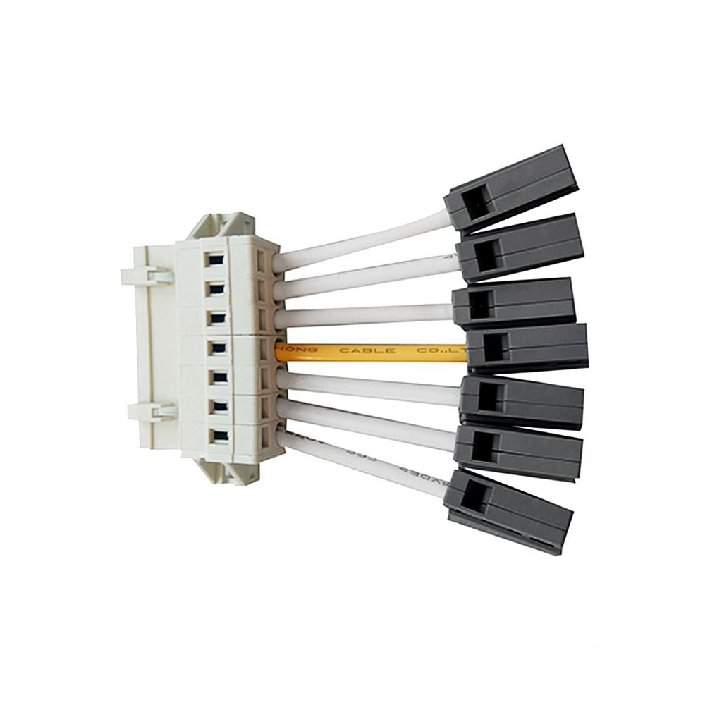 Alp easy fit invoer connector 7 wire