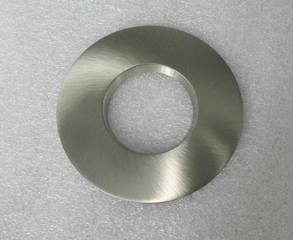 ALP tint instelbare LED-spot ring geborsteld