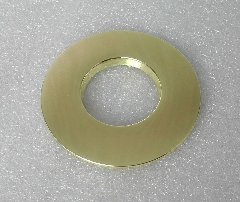 ALP tint instelbare LED-spot ring messing