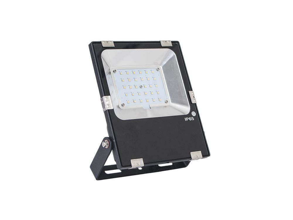 LED floodlight, 30W, IP65, 850, 120lm/w