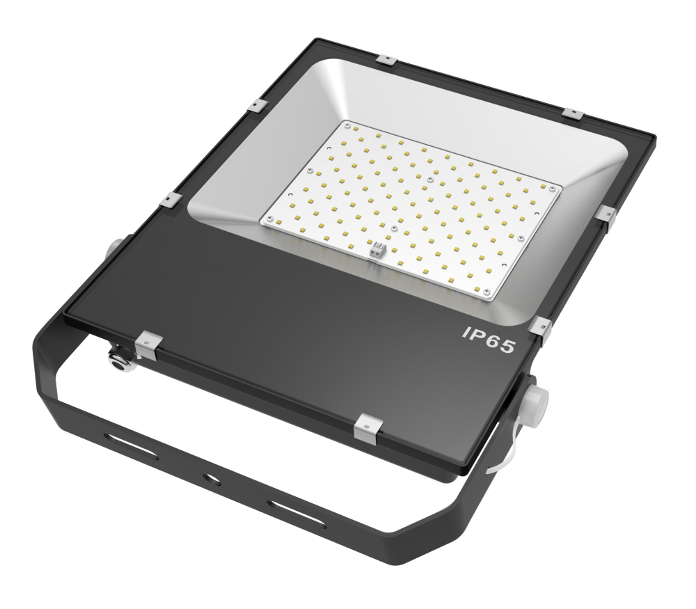 Alp easy floodlight, 100W, IP65, 850, 150lm/w