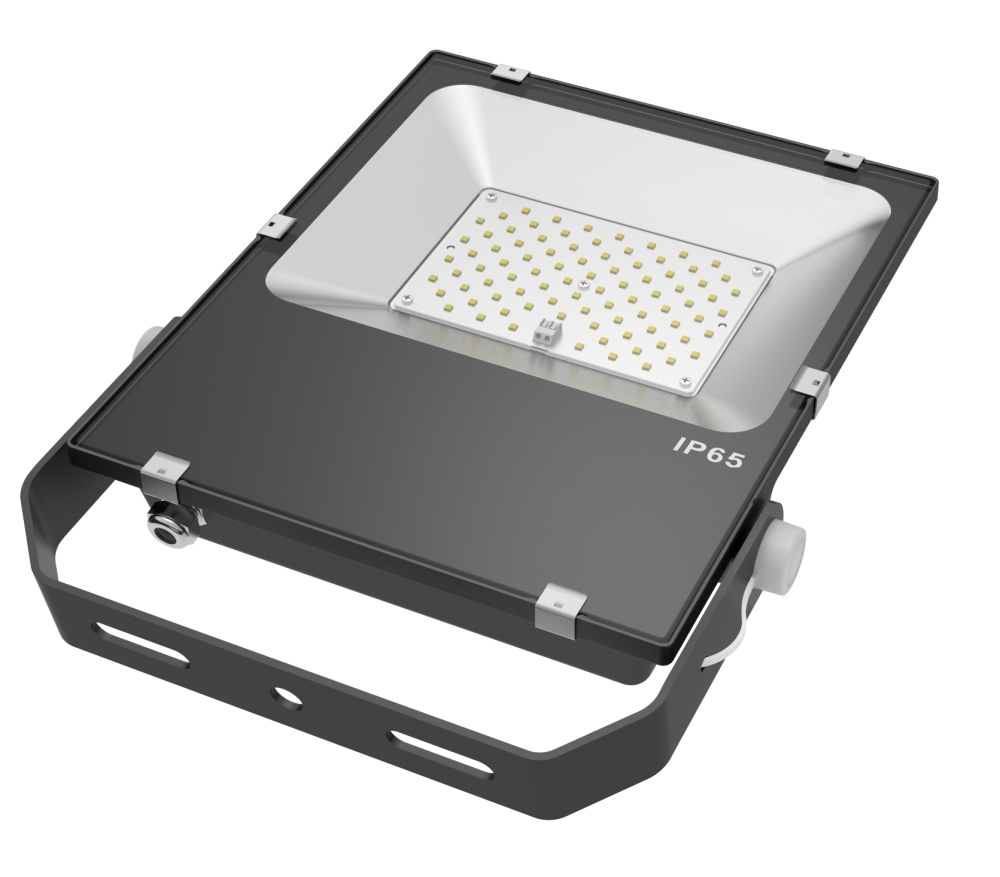 Alp easy floodlight, 20W, IP65, 850, 100lm/w