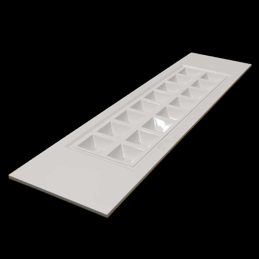 ALP UGR panel WT 27W 840 30x120 140lm/w ugr-16