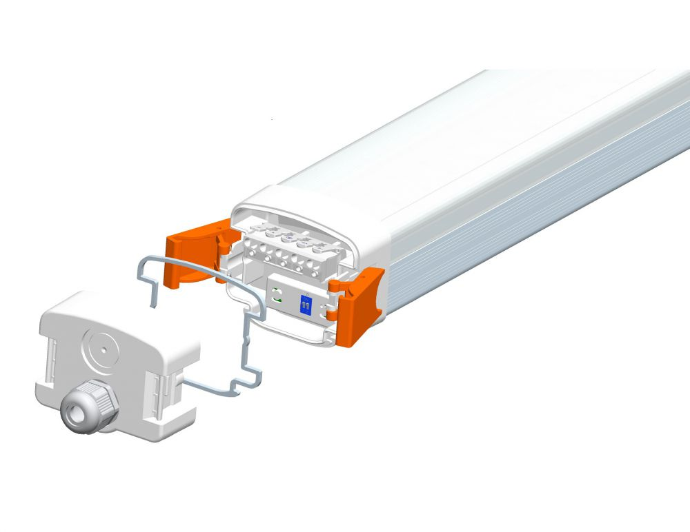ALP tri-proof IP65-40-60W-140lm/w-850-3F