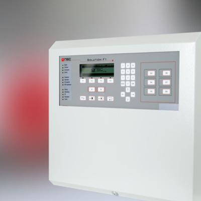 Brandmeldcentrale Solution F1-18