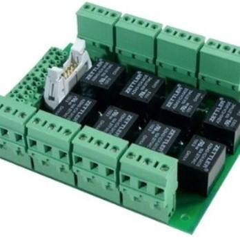Relaiskaart 8 relais/wisselcontacten