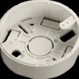 Opbouwplaat P25  voor sokkelalarmgever XP95/Discovery