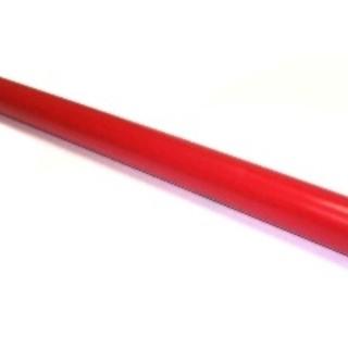 Aanzuigbuis ABS rood, d=25mm, Lengte 3 m