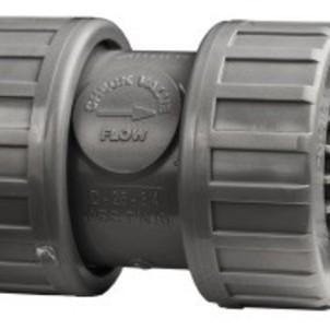 Luchtfilter voor ABS buis, d=25mm schroefkoppeling