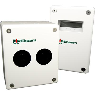 The FireBeam-Melder met ESP-Interface, 5-40m, incl. Reflecto