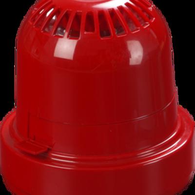 XPander Sirene rood met sokkel, CE359-CPD-0014