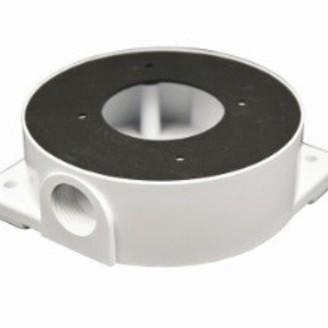 Opbouw-Montagesokkel Hochiki (wit) voor sirene B07160-00, Vd