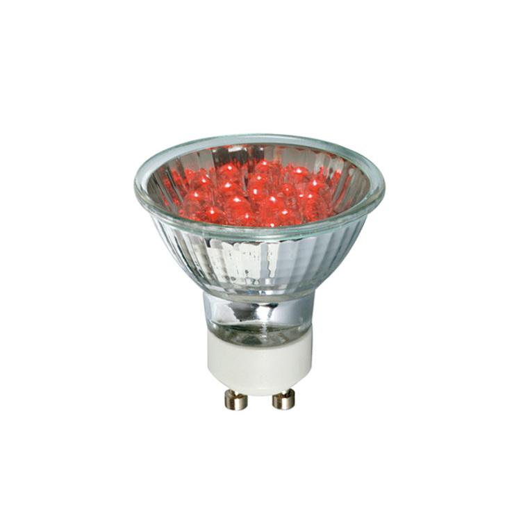 Paulmann LED Reflektor 20 1W GU10 51mm rood