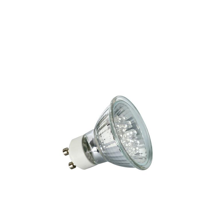 Paulmann LED Reflector 20 1W GU10 230V 51mm dagl.