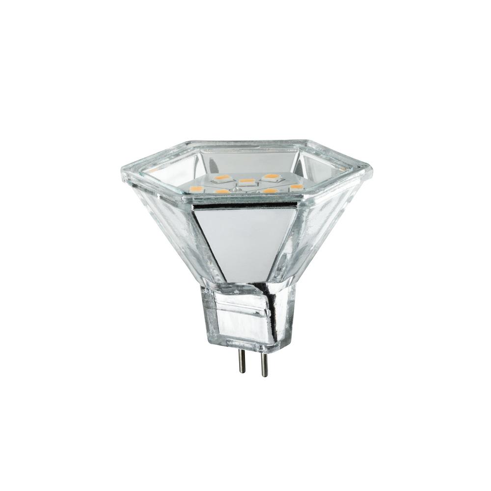 Paulmann LED Reflektor Hexa 2W GU5,3 12V warmwit
