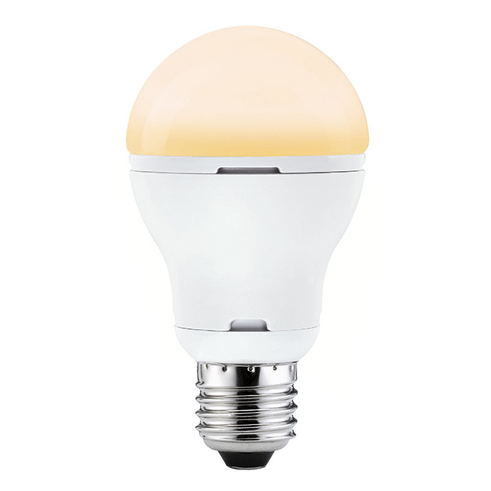 Paulmann LED Standaardlamp 7W E27 goudlicht