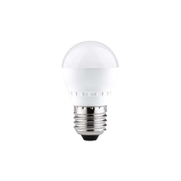LED Tropfen 6,5W E27 230V 2700K