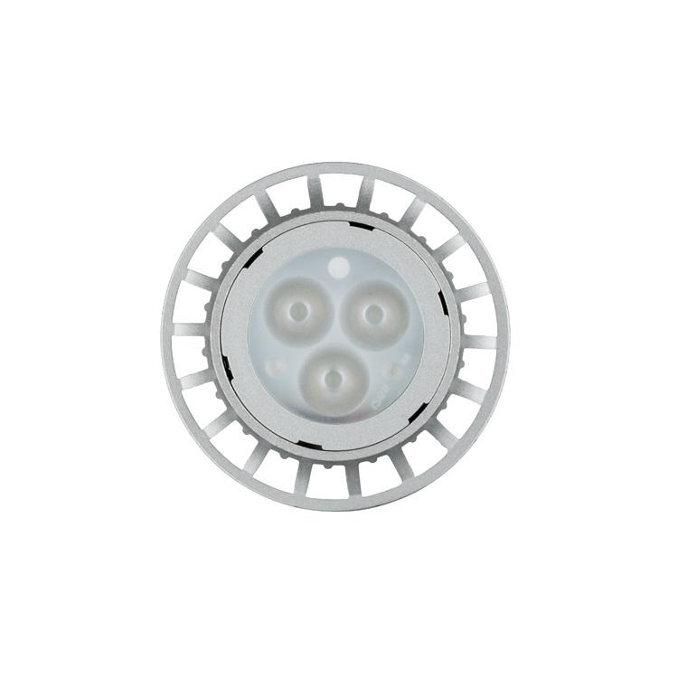 LED Reflektor 3,5W GU5,3 12V Blau