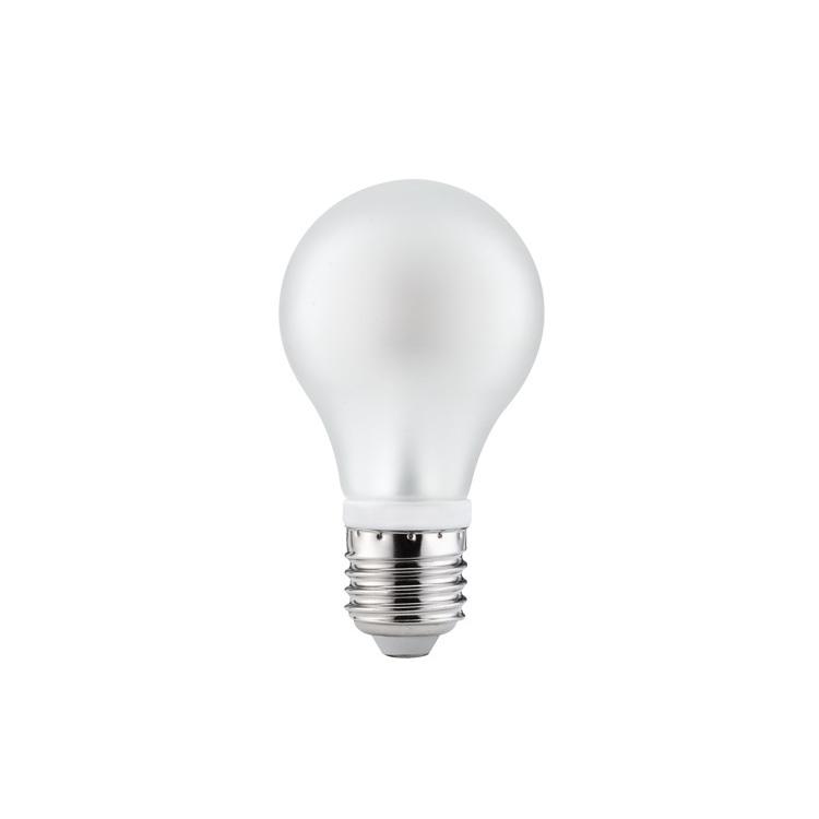 Paulmann LED AGL 5W E27 230V satijn 2700K