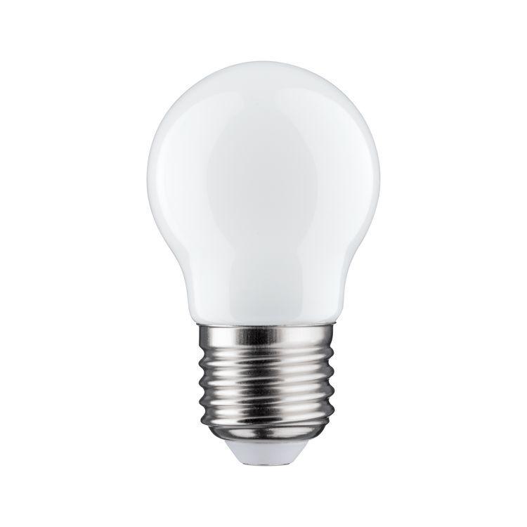 Paulmann LED kogellamp 2,5W E27 230V opaal 2700K
