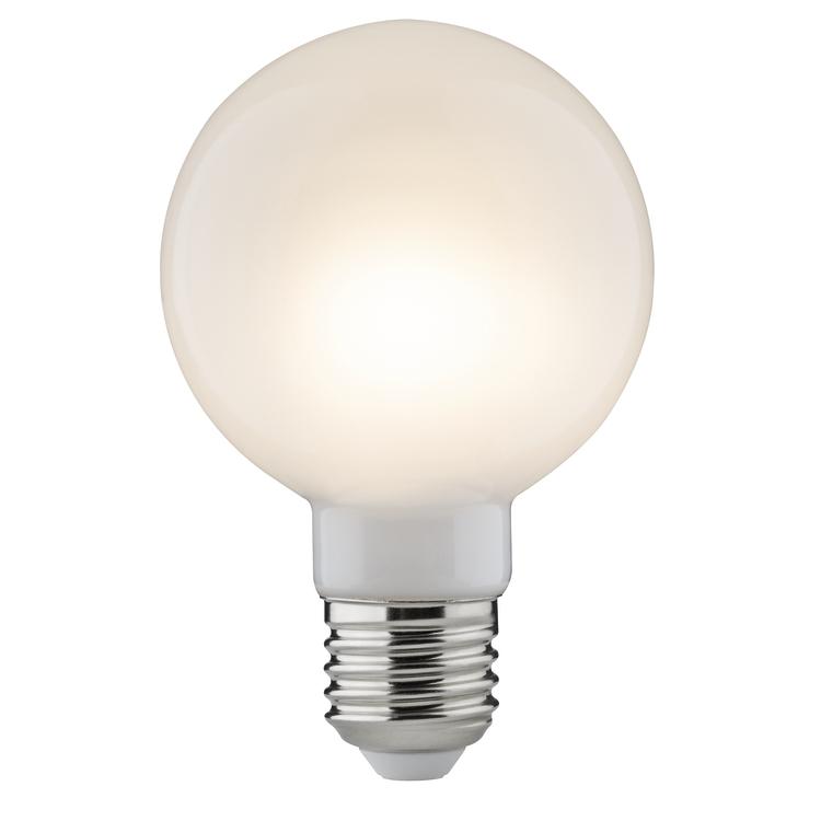 Paulmann LED Globe 80 6W E27 230V goud 2700K