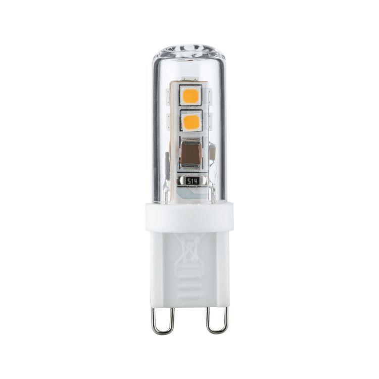 Paulmann LED pencontactdoos 2,2W G9 230V 2700K