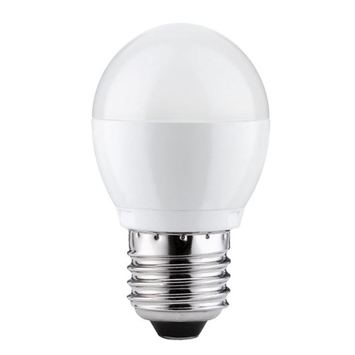 Paulmann LED Kogellamp 6,5W E27 dimbaar 2700K