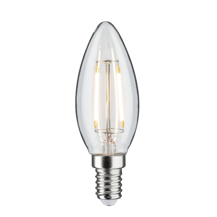 Paulmann LED kaars 2,5W E14 230V helder 2700K