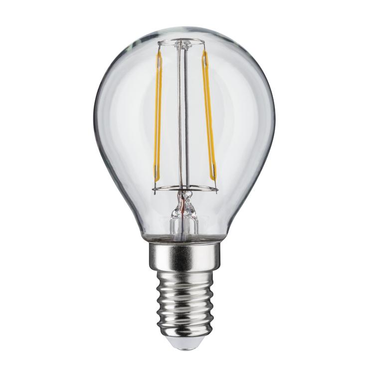 Paulmann LED kogel 2,5W E14 230V helder 2700K