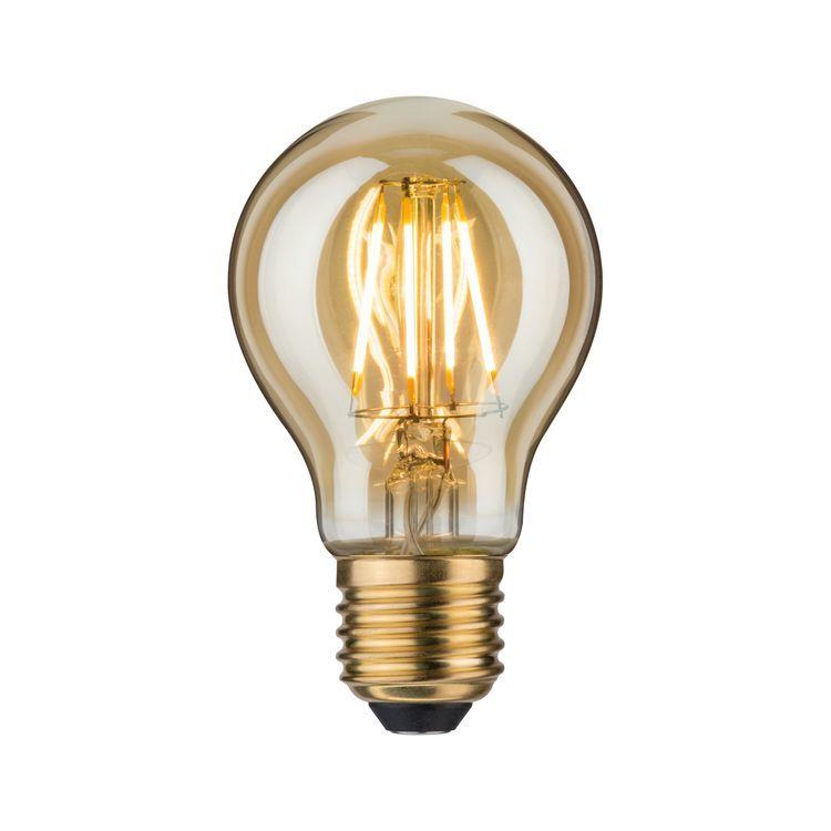 Paulmann LED AGL 5W E27 230V goud 2500K