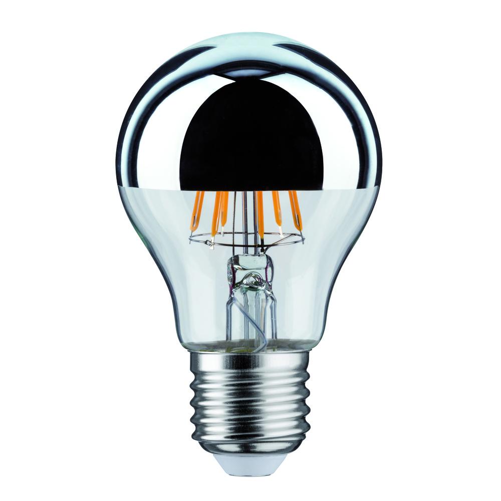 Paulmann LED AGL 7,5W kroonspiegel zilver