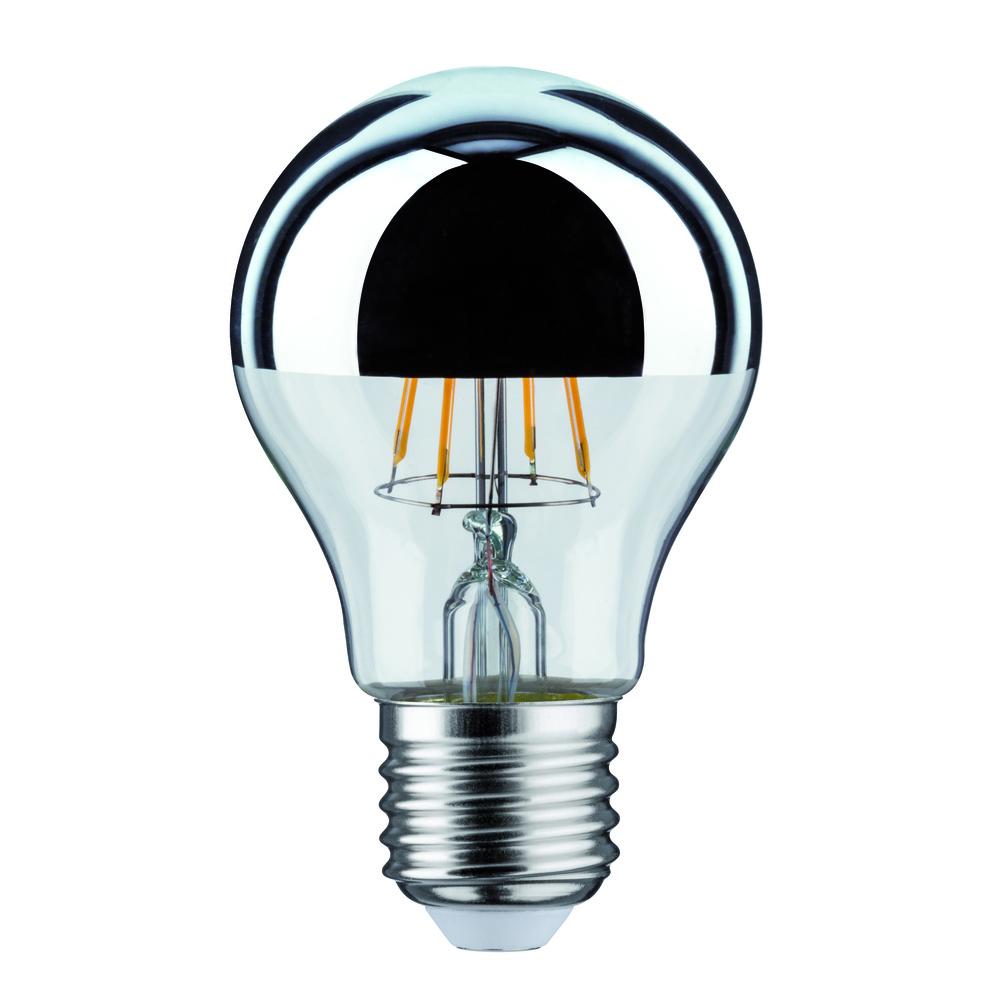 Paulmann LED AGL 5W E27 230V kroonspiegel zilver