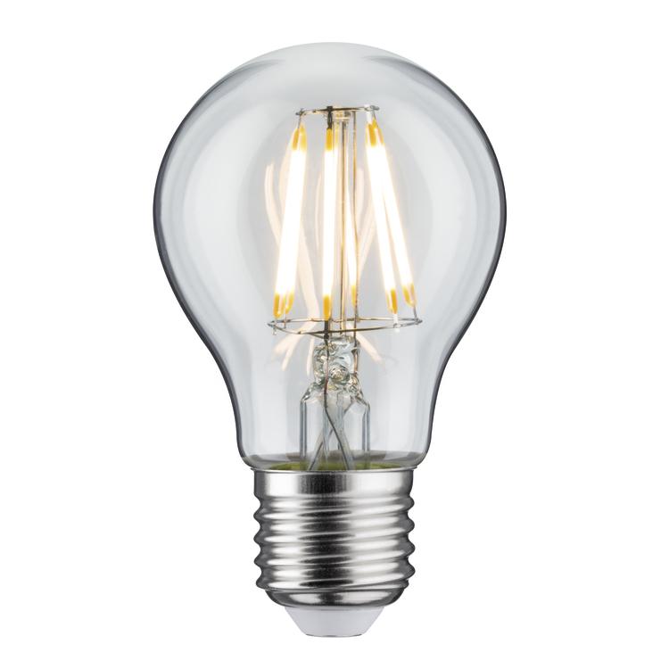 Paulmann LED AGL 7,5W E27 230V helder 2700K