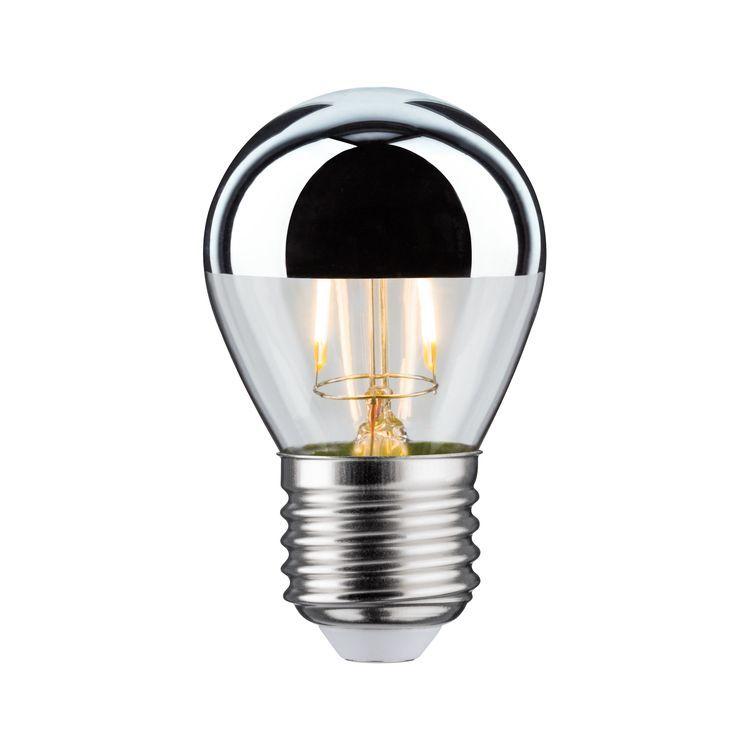 Paulmann LED kogel 2,5W E27 230V kroonsp zlv 2700K
