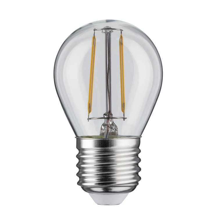 Paulmann LED kogel 2,5W E27 230V helder 2700K