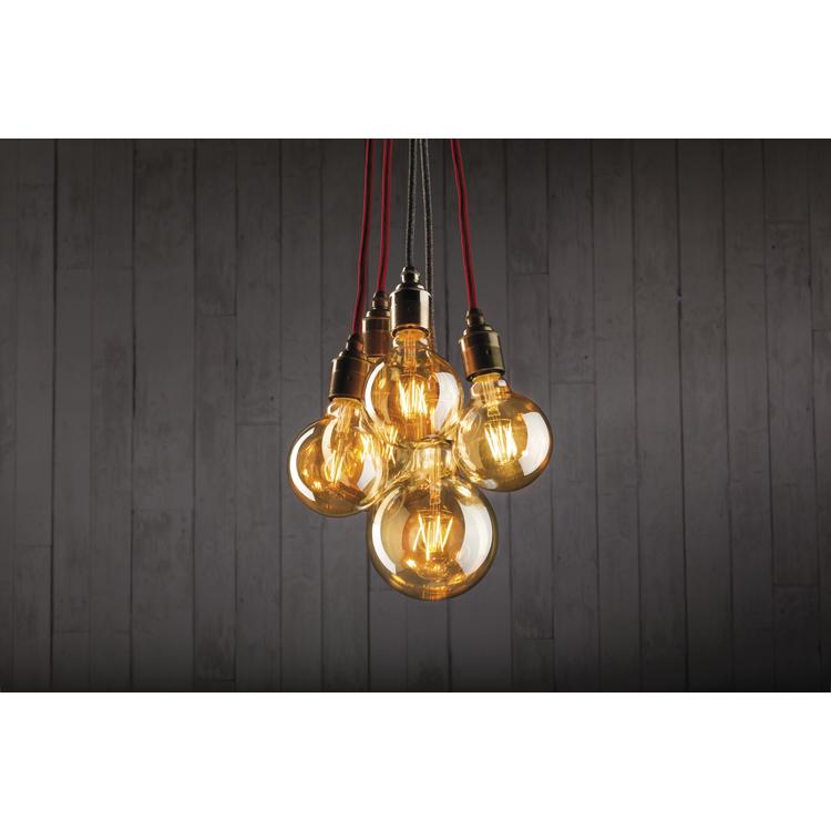 Paulmann LED schakelbordlamp 95 6,5W goud 1700k