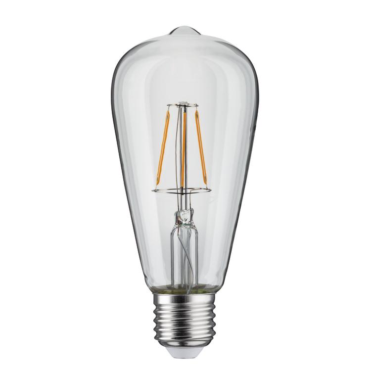 Paulmann LED Rustika (ST64) 4W E27 helder 1800K