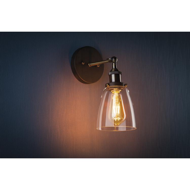 Paulmann LED Rustika (ST64) 2,5W E27 goud 1700K