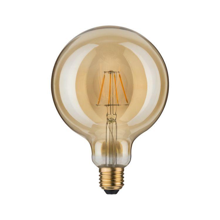 Paulmann LED vintage Globe 125 4W E27 goud 1700K