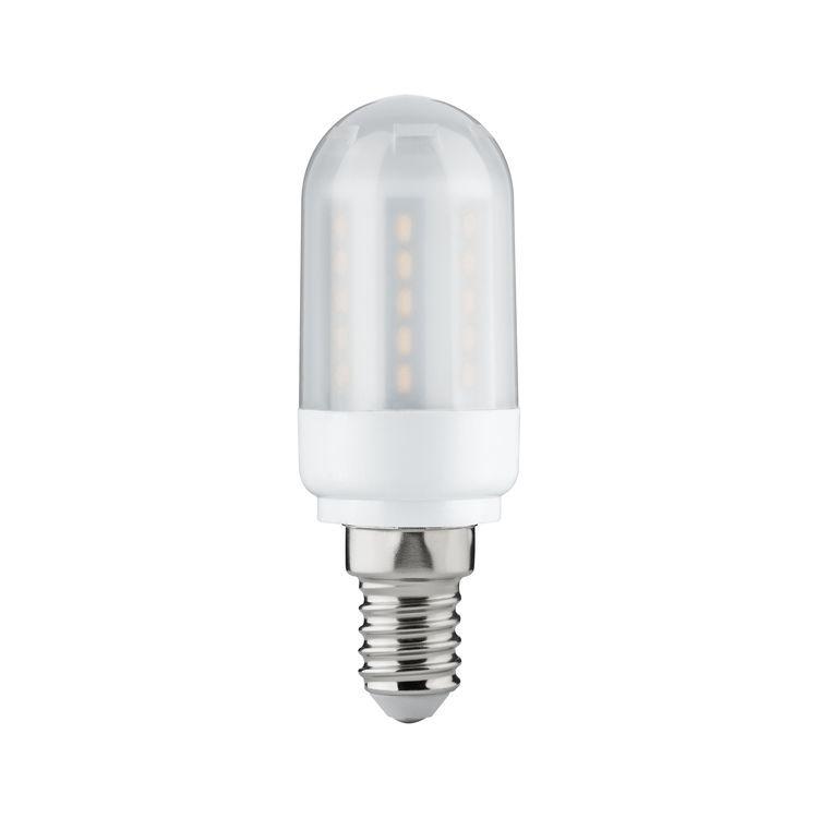 Paulmann LED kolflamp 3,5W E14 230V satijn 2700K