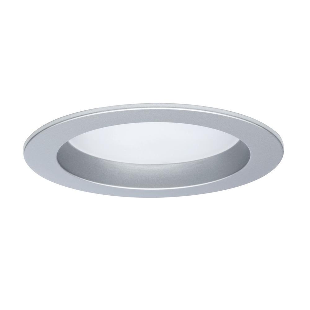 TIP EBL rund LED 3x4,5W 2700K 88mm Chrom