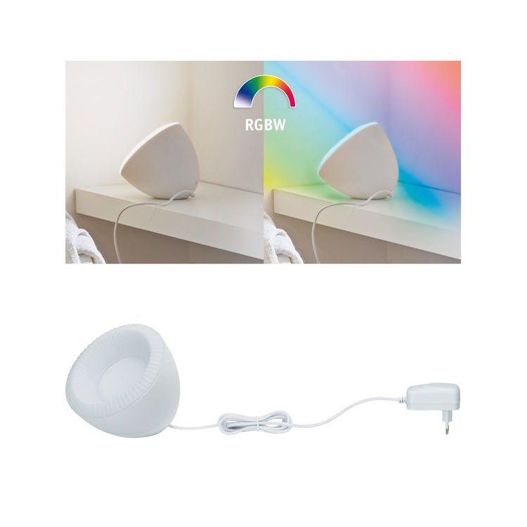 Paulmann Cornus tafellamp BLE 1 x 12W RGBW wit